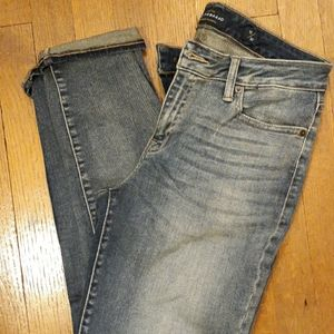 NWOT lucky skinny jeans